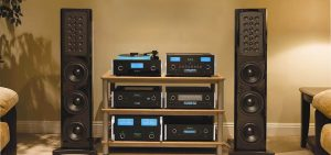 Audio Video Home Entertainment System