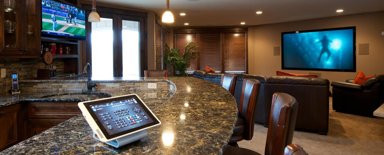 las vegas home with automation services