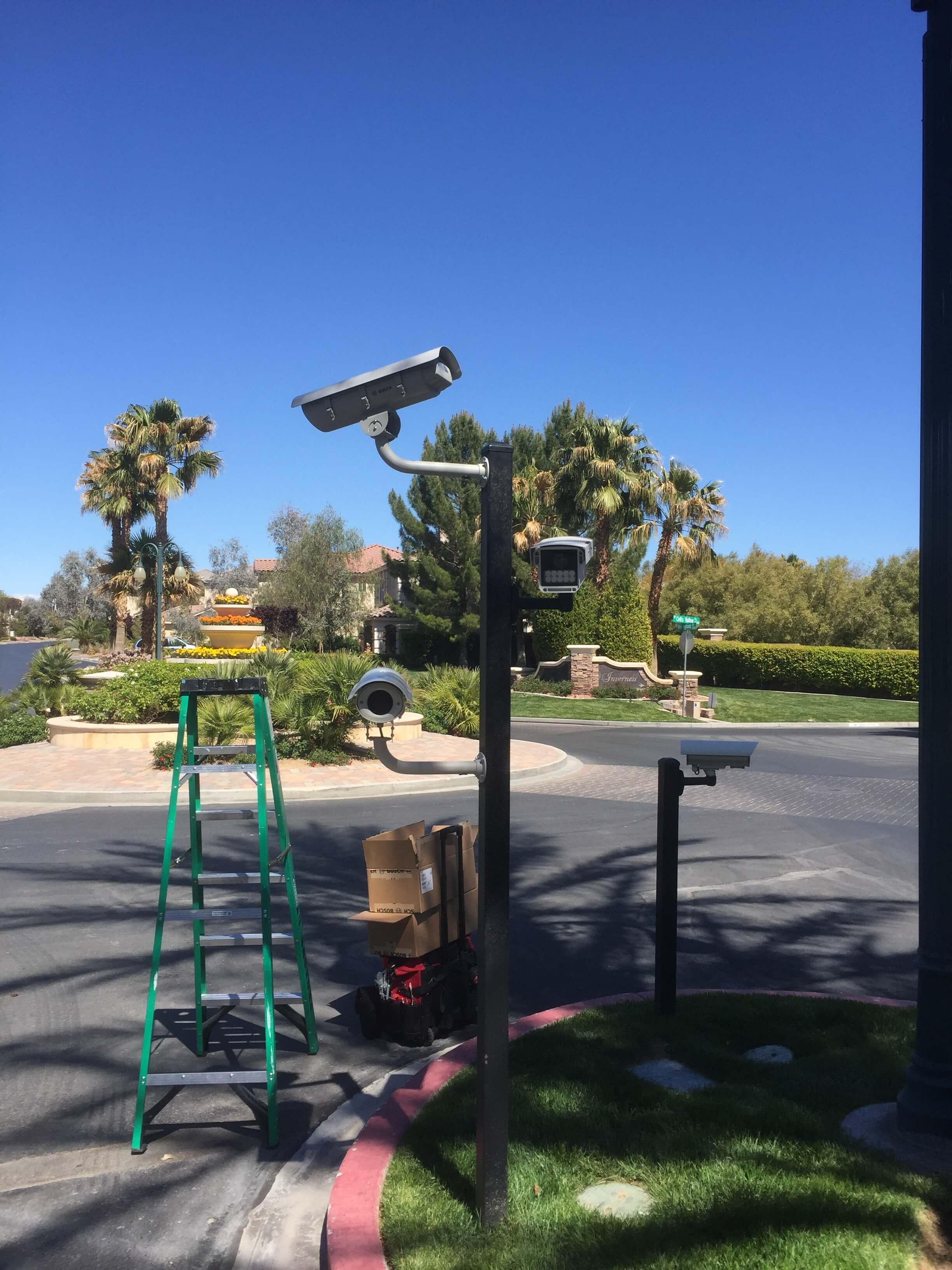 Bosch Security Cameras