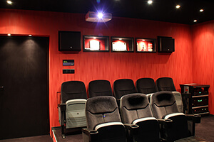 home theater installation and design