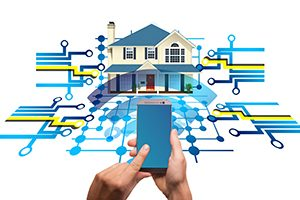 Smart Home Automation Connectivity